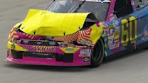 Pastrana and Bayne make contact