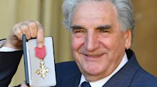 'Downton Abbey' actor Jim Carter awarded with OBE for services to drama