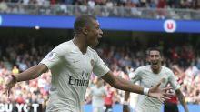 Mbappé firma doblete en triunfo del PSG ante Guingamp