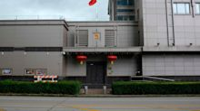 FBI believes Chinese researcher with links to Beijing's military in hiding in consulate in San Francisco