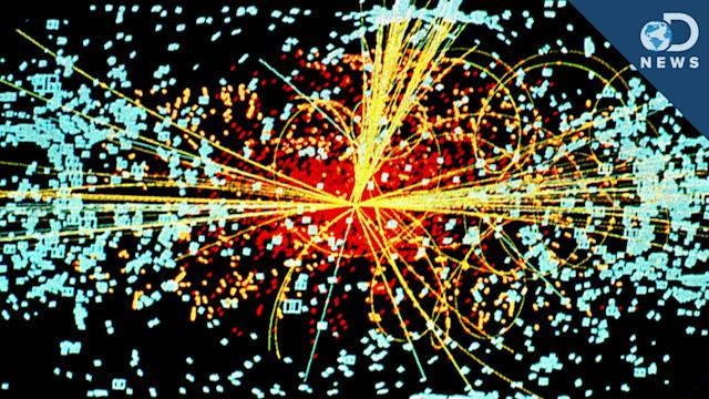 It IS the Higgs Boson After All! - DNews-AR