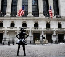 Fueled by tech, Wall Street rebounds at end of volatile week