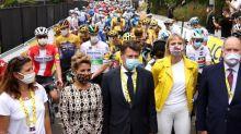 """Tour de France: """"Le Tour est bien parti, le public est là, et dans le respect des gestes barrières"""", se réjouit Roxana Maracineanu"""