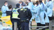 Virus 'not over' despite fall in Vic cases