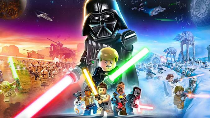 'Lego Star Wars: The Skywalker Saga'