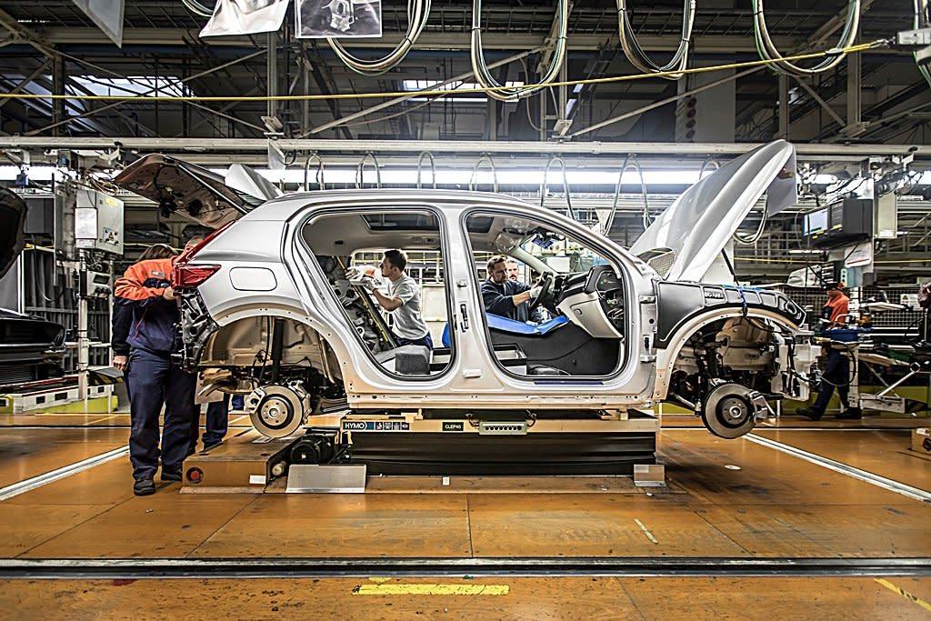 已接到8萬張訂單,全球需求量大VOLVO將擴大XC40產能