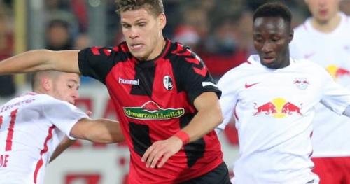 Foot - Transfert - Florian Niederlechner définitivement à Fribourg