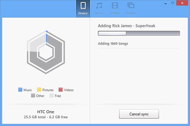 doubleTwist Sync for Windows adds new interface and syncing options