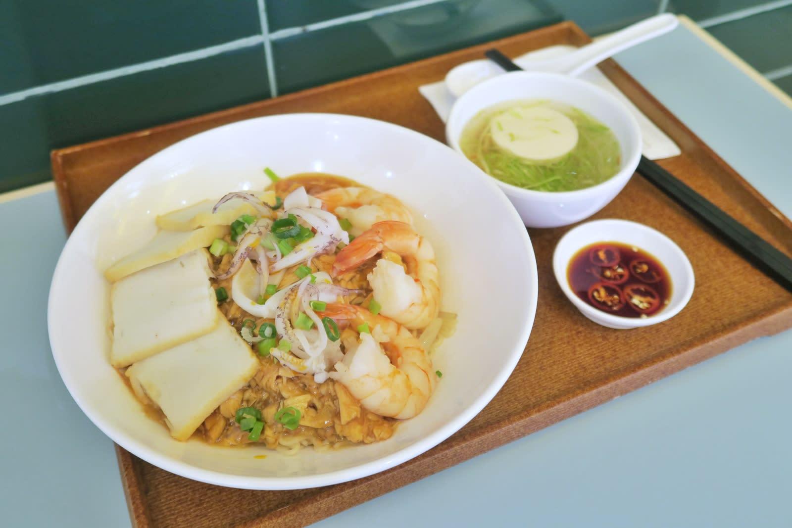 新加坡過江龍海南雞飯進駐港島 多款獨家限定 特色Kolo Mee乾撈麵