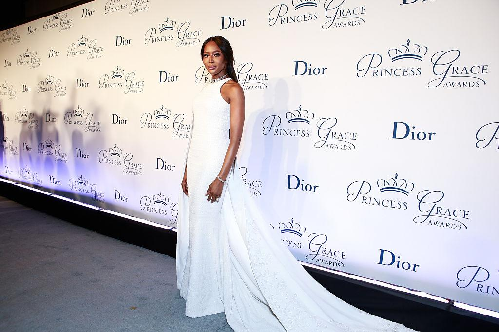 <p>As always, Naomi Campbell looks like an absolute queen. She wore this stunning Ralph & Russo number to the Princess Grace Awards Gala earlier this week. <i>(Photo by Gonzalo Marroquin/Patrick McMullan via Getty Images)</i> </p>