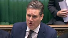 Labour calls Brexit negotiations an 'embarrassment' as government denies parts of the UK will get different deals