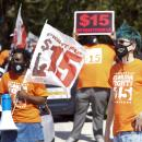 $15 minimum wage not allowed in Covid relief bill