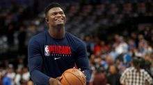Zion Williamson leaves Pelicans for 'family medical matter'