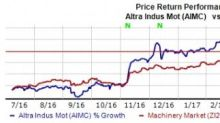 Altra Industrial Well Poised for Near and Long-Term Growth