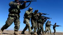 NATO troops race winter to give Afghan forces a morale boost