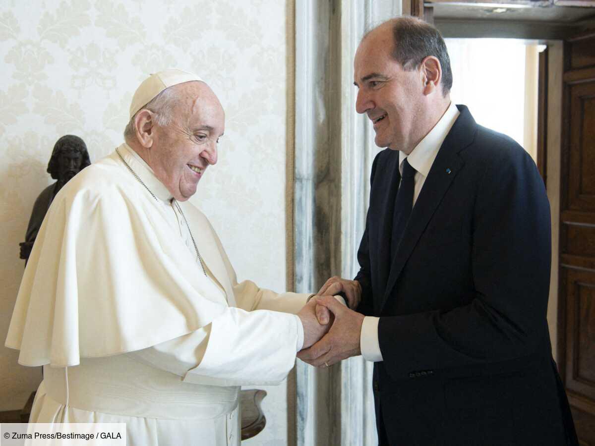 Jean Castex : son cadeau étonnant au pape François
