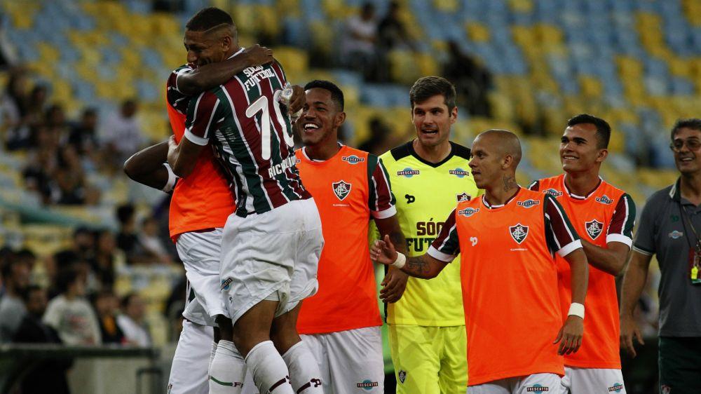 Wellington Silva revela cobrança da mãe após comemoração em gol do Flu; Rodrigo lamenta falhas do Vasco