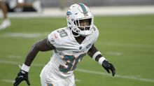Dolphins call up two practice squad players for Sunday's Rams game