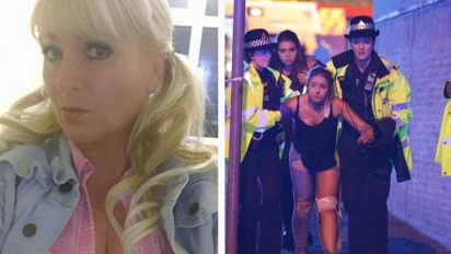 'Angel of Manchester' who took in 50 kids after bomb attack