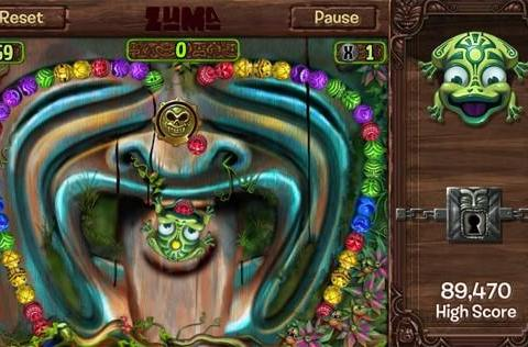 Zuma Blitz now launching multicolored marbles at Facebook