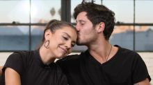 The nearly fatal first date of 'Dancing With the Stars' pros ValChmerkovskiy and Jenna Johnson: 'She almost ran me over'