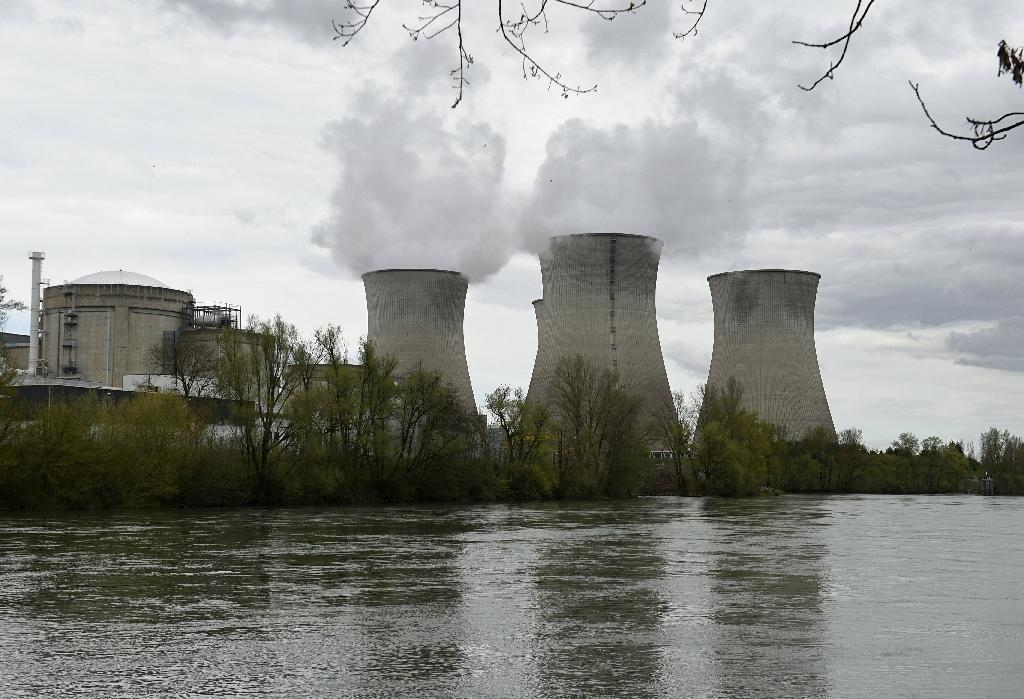 France is the world's most nuclear-dependent country, with 58 reactors providing 75 percent of its electricity