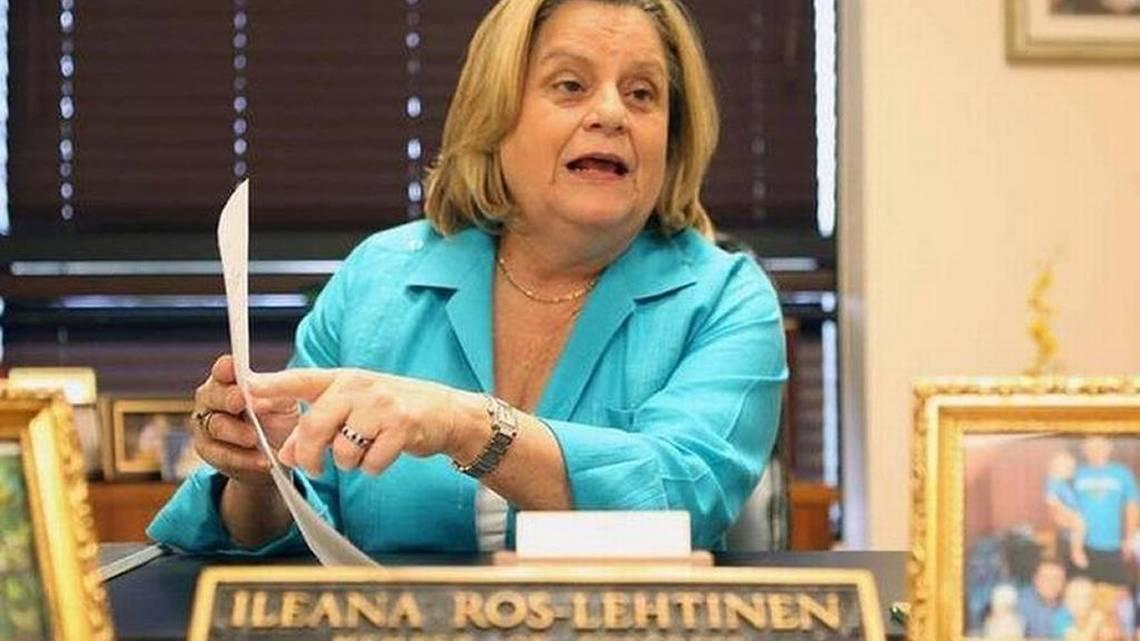 Ileana Ros-Lehtinen under federal probe for campaign money spent on trips, meals