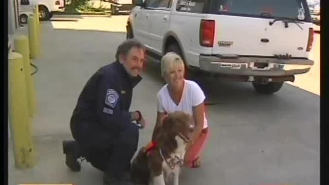 Hero Dog Wins Award