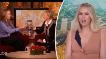 Sylvia Jeffreys blasts Ellen's 'ugly' Mariah Carey pregnancy trick