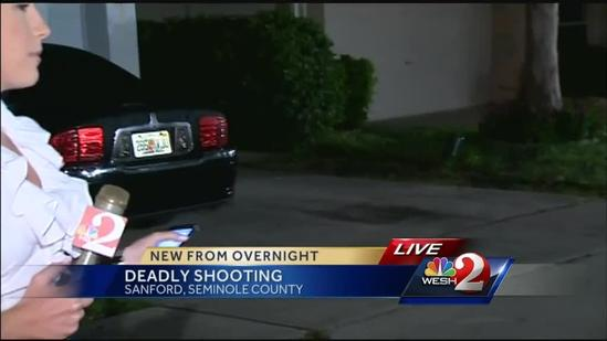 Man dies in Sanford shooting