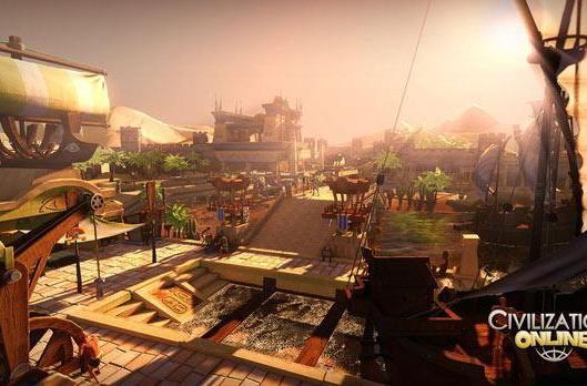 Details of Civilization-based MMORPG emerge, you may not get to play it