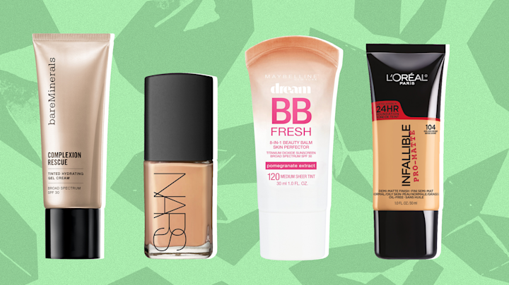 Best sweat-proof foundations for all skin types