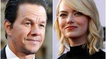 Mark Wahlberg vs. Emma Stone: la brecha salarial continúa