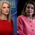 Feminists call out Kellyanne Conway after she reportedly accuses Nancy Pelosi of not being 'pro-woman'