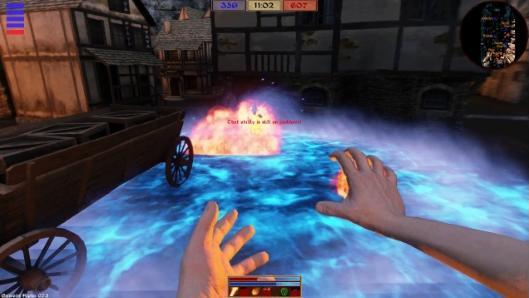 Grimoire asks for funding to put FPS wizard multiplayer in your hands