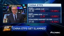 If you're invested in global ETFs, get ready for more China exposure