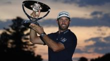 Dustin Johnson reclaims world number one spot with stunning victory