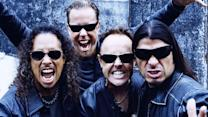 Metallica Performing In Antarctica