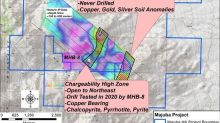 Bam Bam Resources Announces Expanded Deep Induced Polarization Program at Majuba Hill Underway