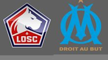 Lille - Olympique de Marsella, Ligue 1 de Francia: el partido de la jornada 28
