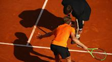 Tennis: Nadal reaches Monte Carlo final after umpire howler rattles Goffin