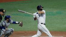 MLB/筒香嘉智敲逆轉安 助光芒3連勝