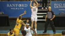 Culver powers No. 15 West Virginia past VCU in Sioux Falls