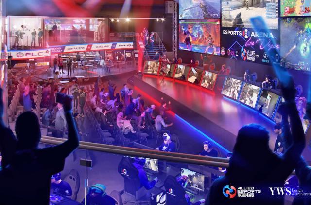 Las Vegas nightclub is turning into an eSports arena