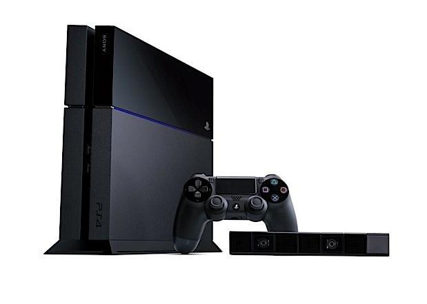 PlayStation 4 console hardware finally revealed