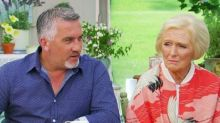 """Mary Berry had """"differences"""" with Paul over Bake Off"""