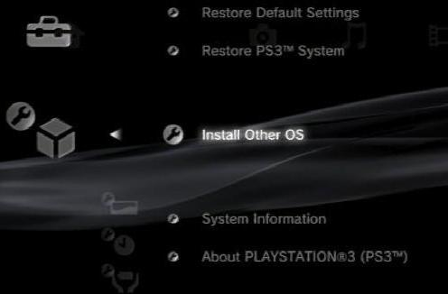 PS3 hacker claims custom firmware revives 'Other OS' in 3.21, provides video proof