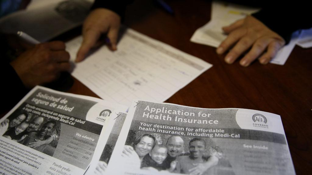 The Affordable Care Act is still law. Signing up for health insurance is still hard