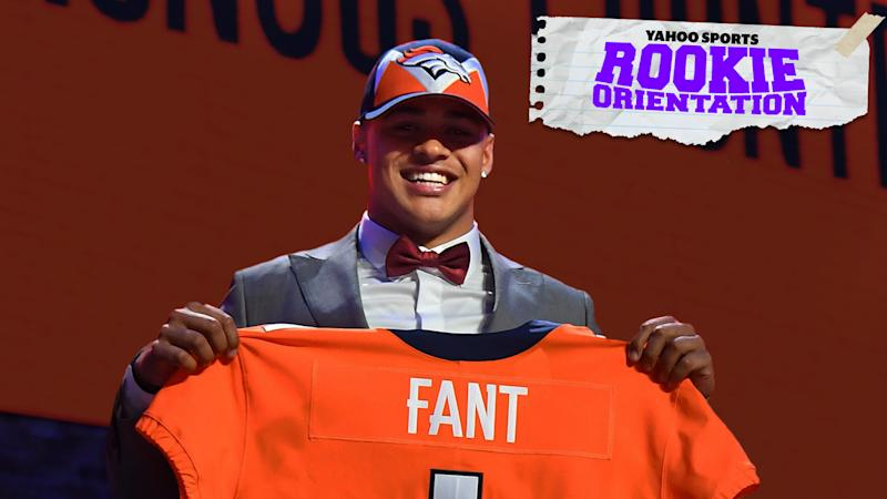 Rookie Orientation: Noah Fant - The Unmistakable Force Of Speed
