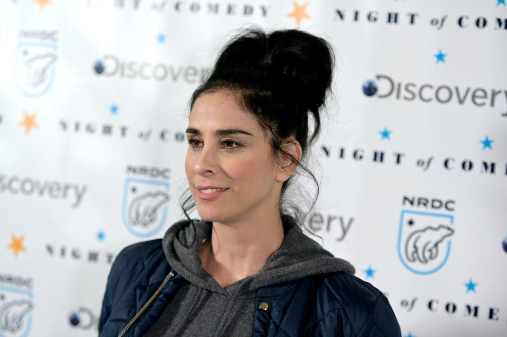 Sarah Silverman on Therapy and Her Dark New Movie